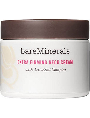 BARE MINERALS Extra firming neck cream