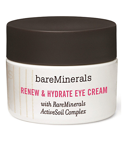 BARE MINERALS Renew and Hydrate eye cream 15ml