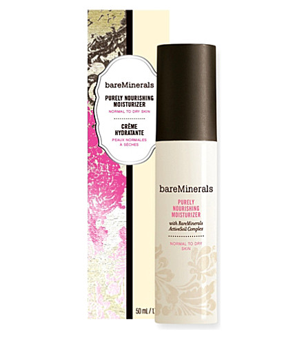 BARE MINERALS Purely Nourishing Moisturiser - normal to dry skin