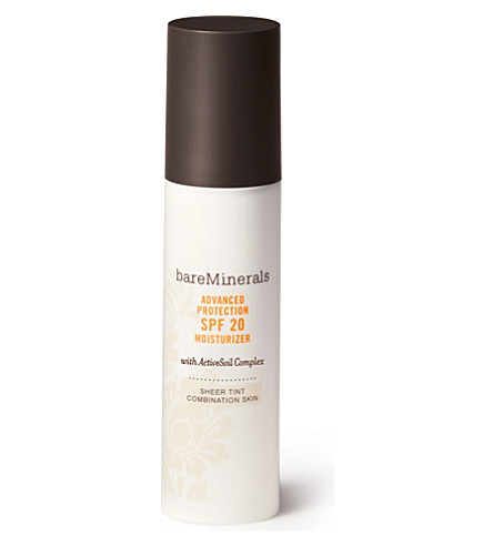 BARE MINERALS Advanced Protection Sheer Tint SPF 20 Moisturiser – combination skin