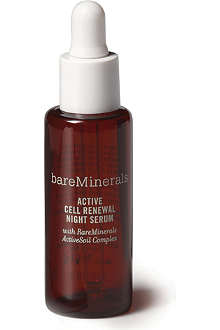 BARE MINERALS Active Cell Renewal night serum