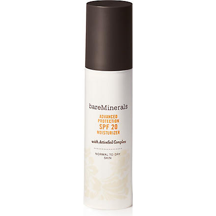 BARE MINERALS Advanced Protection SPF 20 Moisturiser – normal to dry skin