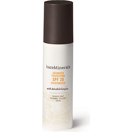 BARE MINERALS Advanced Protection Sheer Tint SPF 20 Moisturiser – normal to dry skin