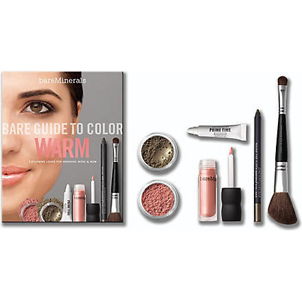 BARE MINERALS Bare Guide to Colour: warm