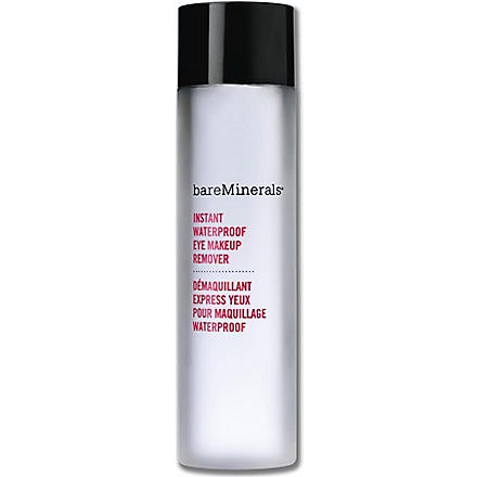 BARE MINERALS Waterproof eye make-up remover