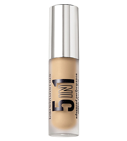 BARE MINERALS 5-in-1 BB Advanced Performance Cream Eyeshadow (Barely+nude