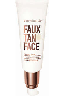 BARE MINERALS Faux Tan Face Gradual Glow sunless tanner 50ml
