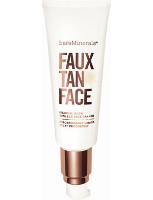BARE MINERALS Faux Tan Face Gradual Glow sunless tanner 50ml