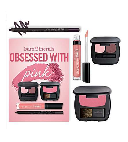 BARE MINERALS Obsessed With Pink