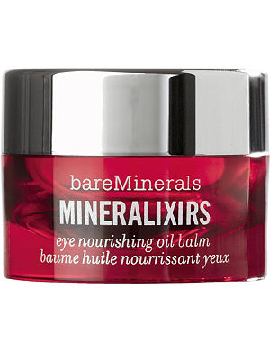 BARE MINERALS Mineralixirs eye nourishing oil balm 8.5g
