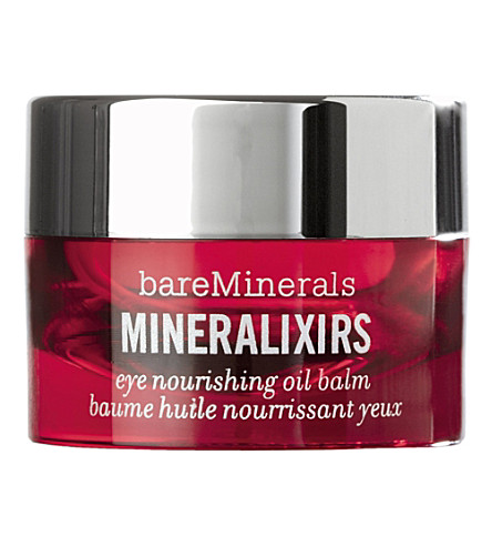 BARE MINERALS Mineralixirs eye nourishing oil balm