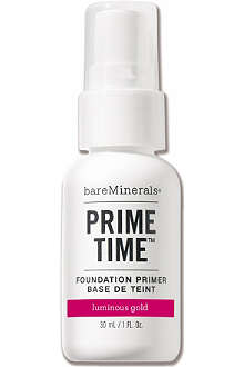 BARE MINERALS Prime Time™ Luminous Gold Foundation Primer