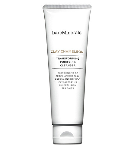BARE MINERALS Clay Chameleon transforming purifying cleanser