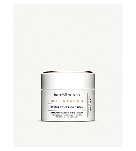 BARE MINERALS Butter Drench restorative rich cream 50ml