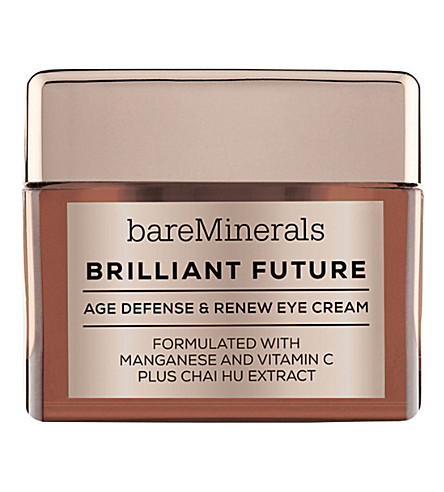BARE MINERALS Age Defence & Renew eye cream 15g