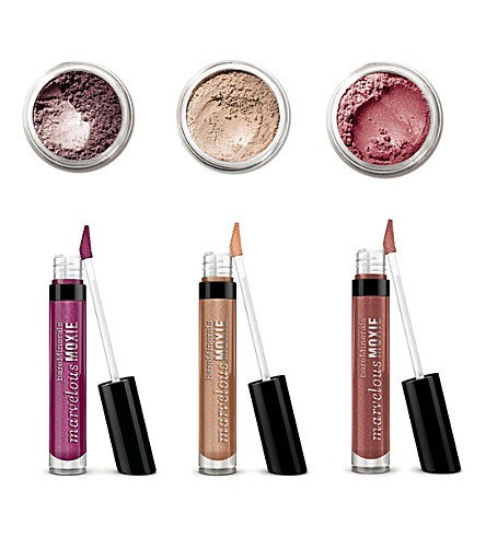 BARE MINERALS Luxe and Luminous set