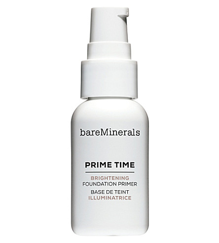 BARE MINERALS Prime Time® Prime Time Brightening foundation primer
