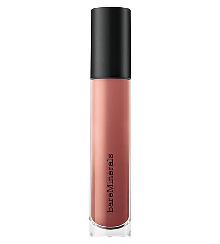 BARE MINERALS Gen Nude matte liquid lip colour (Boss