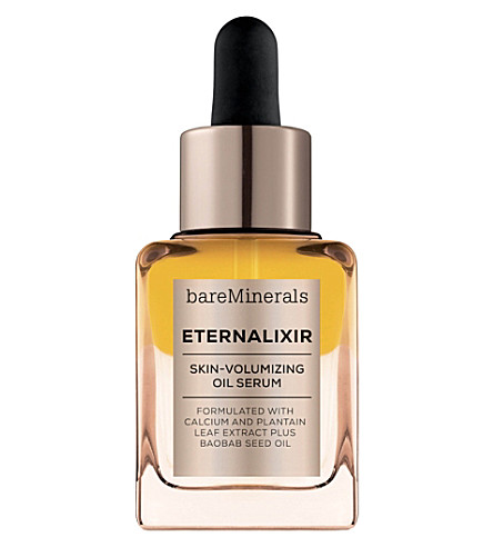 BARE MINERALS Externalixir skin volumising oil serum 30ml