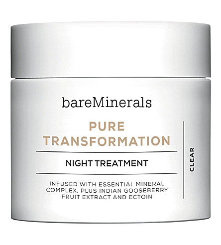 BARE MINERALS Skinsorials Pure Transformation night treatment