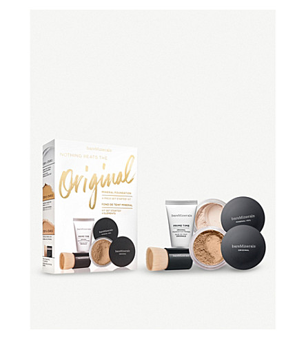 BARE MINERALS Get Started Mineral Foundation Kit (Fairly+light