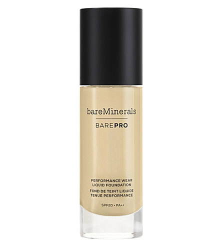 BARE MINERALS Barepro Performance Wear Liquid Foundation SPF 20 30ml (Aspen