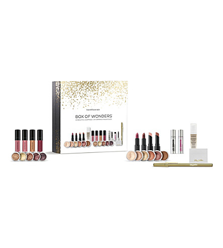 BARE MINERALS Box of Wonders 24 Days of Surprise Advent Calendar