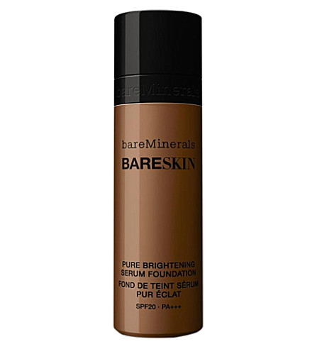 BARE MINERALS bareSkin™ Pure Brightening Serum Foundation SPF 20 (Bare almond/