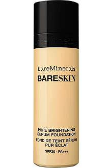 BARE MINERALS bareSkin™ Pure Brightening Serum Foundation SPF 20