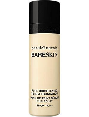 BARE MINERALS bareSkin™ Pure Brightening Serum Foundation SPF 20