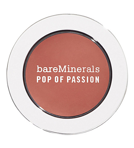 BARE MINERALS Pop of Passion Blush (Natural+passion