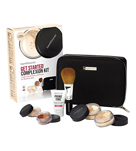 BARE MINERALS Get Started Complexion Kit (Fairly+light