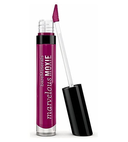 BARE MINERALS Marvelous Moxie lipgloss (Stunner