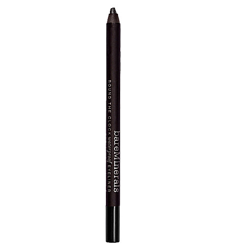 BARE MINERALS Round the Clock waterproof eyeliner (8pm