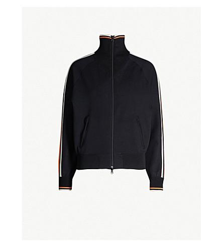 ISABEL MARANT ETOILE Darcey jersey sweatshirt (Black