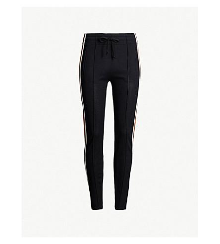 ISABEL MARANT ETOILE Dario jersey trousers (Black
