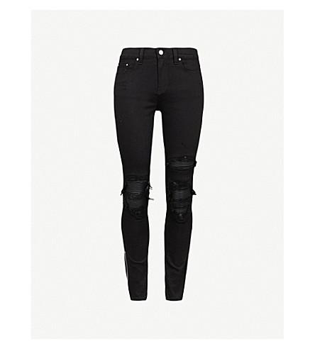 AMIRI MX1 slim-fit skinny jeans (Black