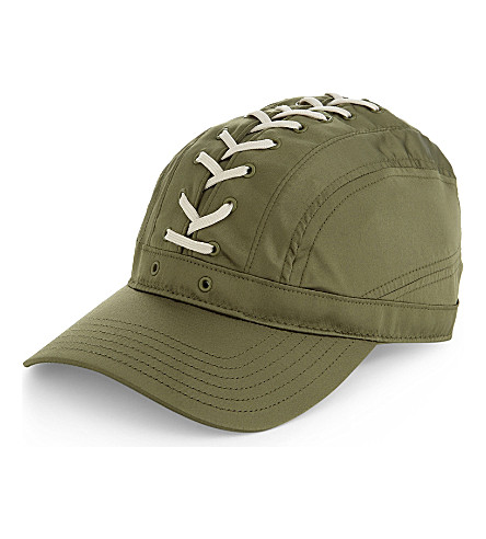FENTY X PUMA Lace-up cap (Olive+branch
