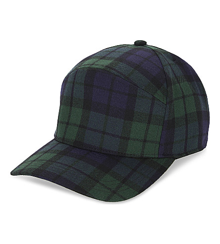 FENTY X PUMA Check adjuster cap (Evening+blue+scarbe+p