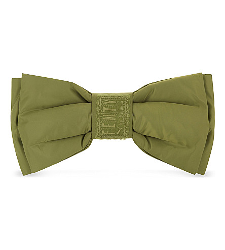 FENTY X PUMA Bow lace crosspack (Olive+branch