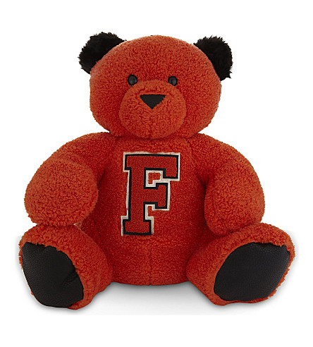 FENTY X PUMA Fxp backpack mascot bear (Flame