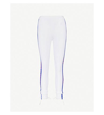 FENTY X PUMA Fenty x Puma side-strip jersey leggings (Bright+white
