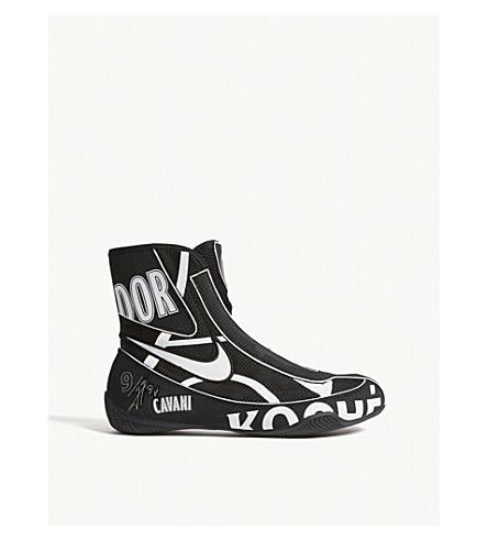 KOCHE Lamyland Machomai boxing boots (Black/white