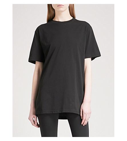 ALYX Naomi Avenue-print cotton-jersey T-shirt (Black