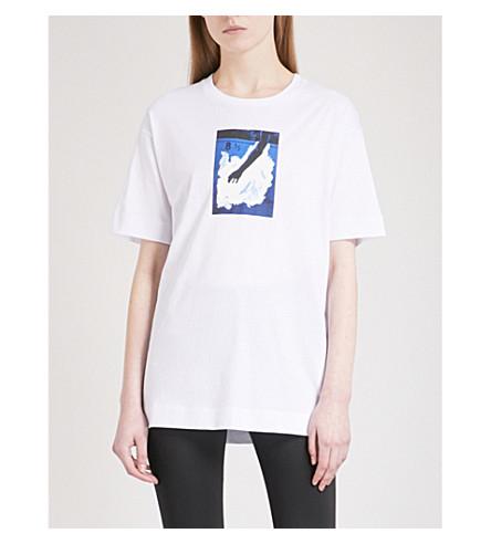 ALYX Graphic-detail cotton-jersey T-shirt (White