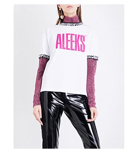 ALYX Aleeks jersey T-shirt (007-white