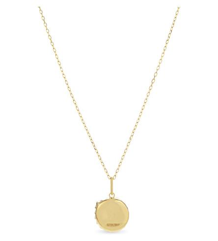 AMBUSH Bottle top necklace (Gld