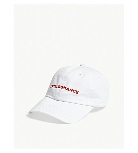 NASASEASONS 我杀死浪漫帽 (白色