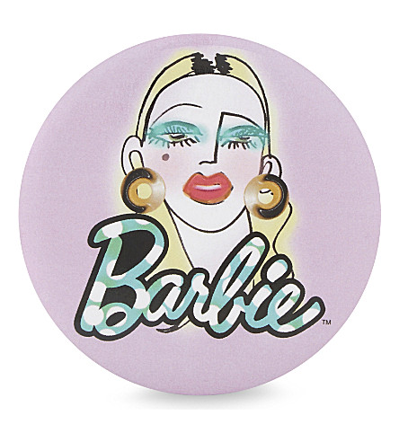 MATTY BOVAN FOR FASHION EAST Exclusive Barbie badge (Multi