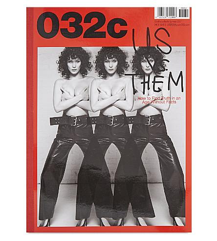 032C 032c magazine issue #32 (Multi